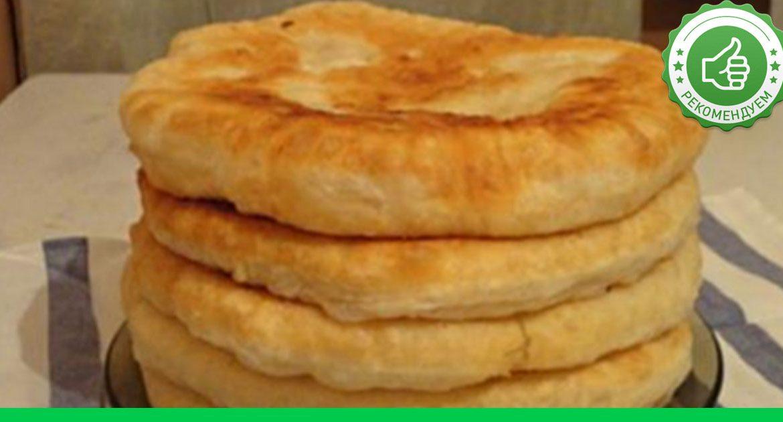 Лепешки вместо хлеба рецепт
