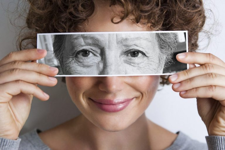 Adults with add aging process