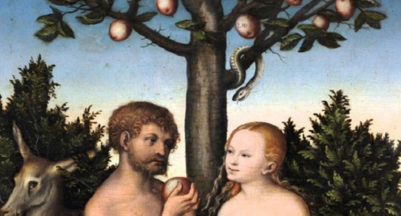 Анекдот Про Адама И Еву