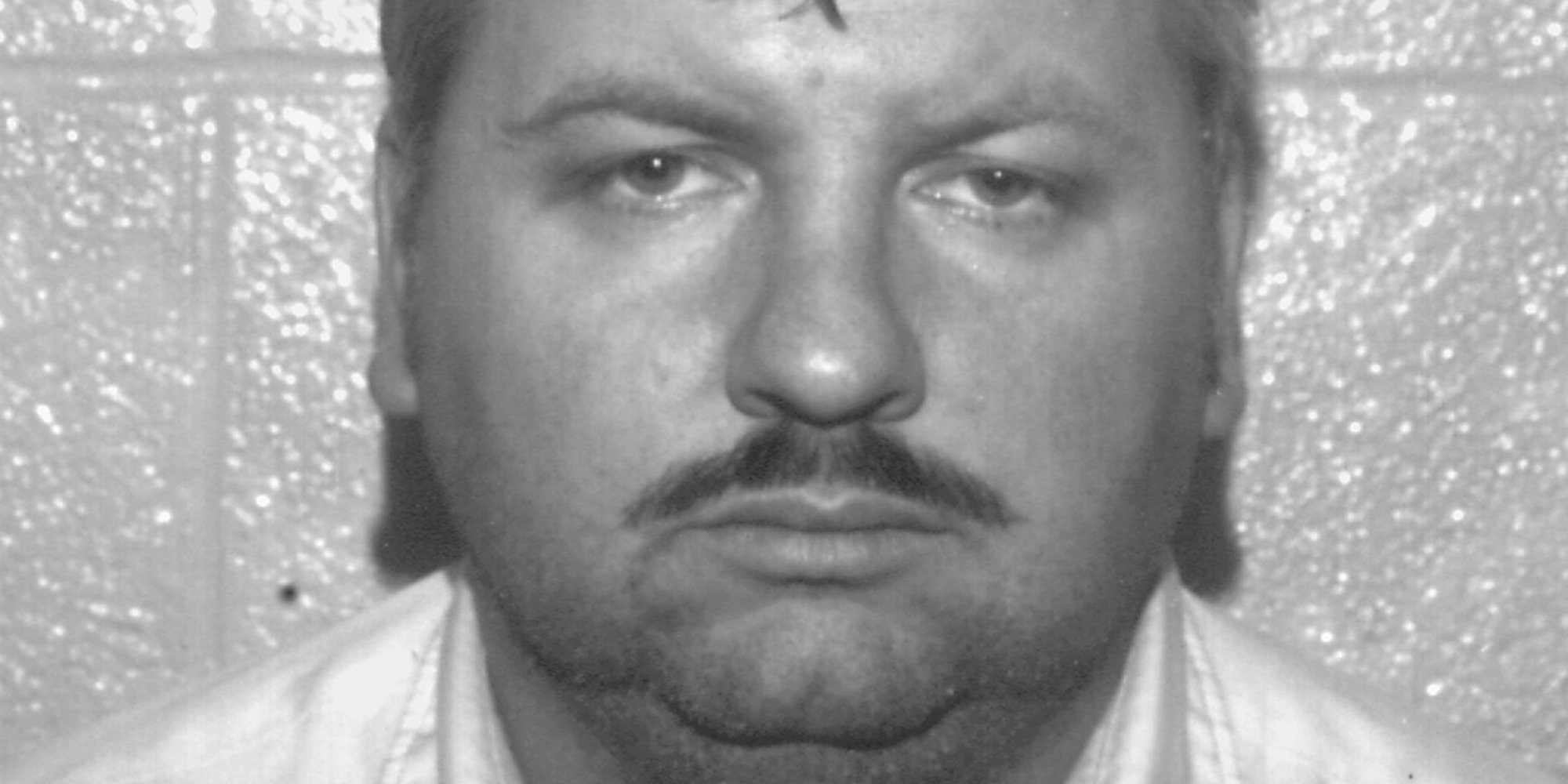 FILE PHOTO -- This is John Wayne Gacy's police arrest photo from Dec. 21, 1978. Following intensive research, investigation and surveillance, Gacy was arrested by the Des Plaines (Ill.) Police Department on Thursday, Dec. 21, 1978. After being charged with and serving time for 33 murders, Gacy was executed in 1994 by lethal injection. Today, Monday, Nov. 23, 1998, technicians began preliminary work on a possible excavation at an apartment building on Chicago's Northwest Side in search of as many as four more possible victims of the mass murderer. The apartment building at one time, was the home of Gacy's mother, and Gacy had done some construction work there. The information regarding the location was recently released from a retired Chicago police officer who said he had seen Gacy carrying a shovel near the area at about 3 a.m. one day in 1975. The former officer reportedly thought little of the Gacy sighting until three years later, when Gacy was charged with 33 murders. The apartment building is about four miles away from Gacy's house. (Des Plaines Police Department, Tim Boyle)