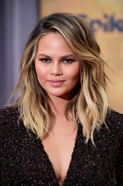 CULVER CITY, CA - JUNE 04: Model Chrissy Teigen attends Spike TV's 10th Annual Guys Choice Awards at Sony Pictures Studios on June 4, 2016 in Culver City, California. (Photo by Frazer Harrison/Getty Images)