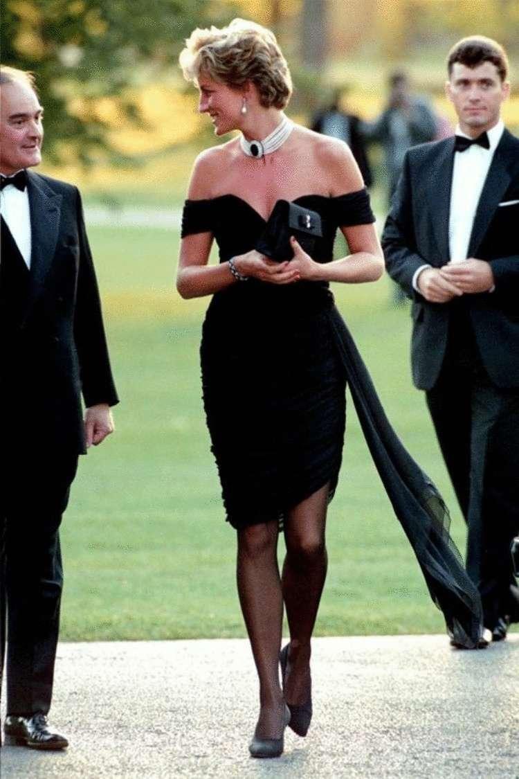 princessa-Diana-v-chernom-platie